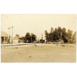 "Wabuska Postcard NV - Wabuska,Lyon County - c1909-1911 - 2012aug - ""Railroadiana"""