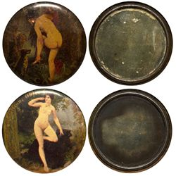 Bawdy Good For Mirror Set OH - Hamilton,Butler County - c1900-1910 - 2012aug - Brothel