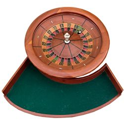 Portable Roulette Wheel CT - Derby,New Haven County -  - 2012aug - Gaming