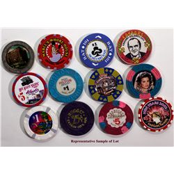 Modern Gaming Token Collection NV - , -  - 2012aug - Gaming