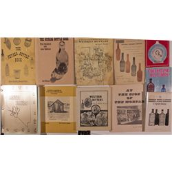Bottle Book Library, Including First Editions c1963-1976 - 2012aug - General Americana