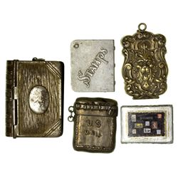 Stamp Safes 2012aug - General Americana
