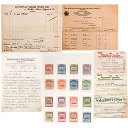 Western Union Telegraph Collection (Weber) 2012aug - General Americana