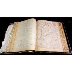 Topographic Map Book (Atlas) CA - 2012aug - General Americana