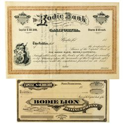 Bodie Bank Documents CA - Bodie,Mono County - 2012aug - General Americana