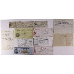 Bodie Financial Documents CA - Bodie,Mono County - 1874 - 2012aug - General Americana