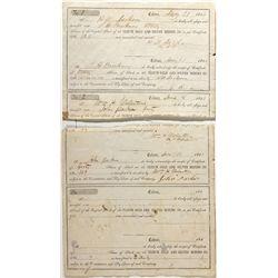 Clinch Gold & Silver Mining Co. Documents CA - Coloma,El Dorado County - 1864 - 2012aug - General Am