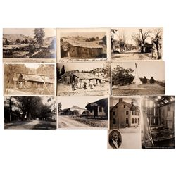 Coloma Postcards CA - Coloma,El Dorado County - c1900-1915 - 2012aug - General Americana