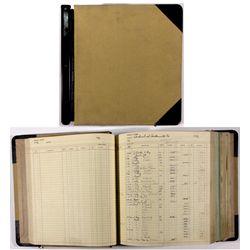 Darwin General Ledger Book CA - Darwin,Inyo County - c1946 - 2012aug - General Americana