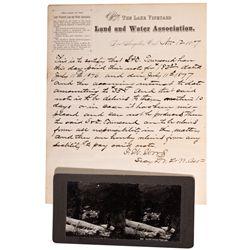 Lake Vineyard Land & Water Assoc.-Bartlett Springs CA - Los Angeles, - 1877 - 2012aug - General Amer