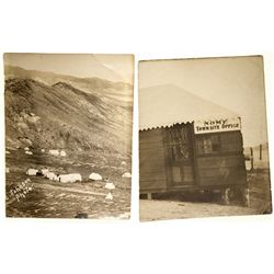 Townsite Office Photograph CA - Nome,Kern County - 2012aug - General Americana