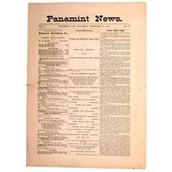 Panamint Newspaper CA - Panamint City,Inyo County - 1875 - 2012aug - General Americana