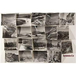 Sierra Nevada Mountains Photo Group CA - Plumas County,c1950s - 2012aug - General Americana