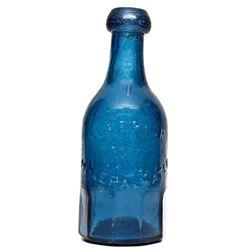 B & G Bottle CA - San Francisco, - c1850 - 2012aug - General Americana