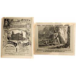 Pacific Coast Mining Review CA - San Francisco,1888 - 2012aug - General Americana
