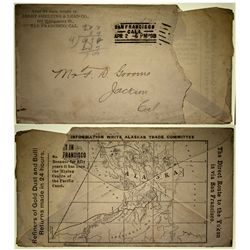 Selby Smelting Postal Cover CA - San Francisco,2012aug - General Americana