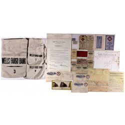 Wells Fargo Document Collection CA - San Francisco,c1900 - 2012aug - General Americana