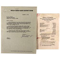 Wells Fargo Report Pre-1906 Quake CA - San Francisco,1906 - 2012aug - General Americana