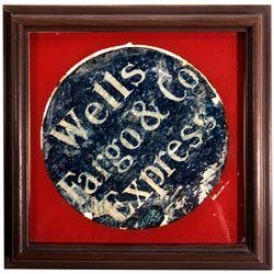 Wells Fargo Sign CA - San Francisco,c1850 - 2012aug - General Americana