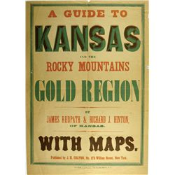 A Guide to Kansas and the Rocky Mountains Gold Region CO - 2012aug - General Americana