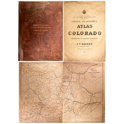 Colorado Atlas CO - 1881 - 2012aug - General Americana