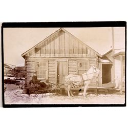 Assay Office Photograph MT - Pony,Madison County - 2012aug - General Americana