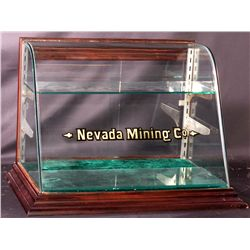 Curved Glass Counter Display Case NV - , -  - 2012aug - General Americana
