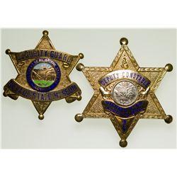 Nevada Badges NV - , -  - 2012aug - General Americana