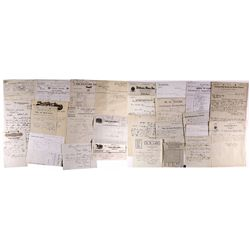 Nevada Town Letter Collection NV - , -  - 2012aug - General Americana