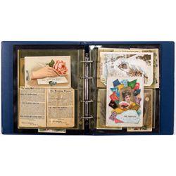 Nevada Trade Card Collection NV - , -  - 2012aug - General Americana