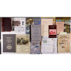 Roughing It and Other Books NV - 1872 - 2012aug - General Americana