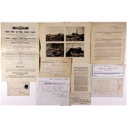 Consolidated Esmeralda Prospectus NV - Aurora,Mineral County - 1888 - 2012aug - General Americana