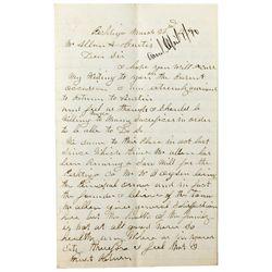 Austin Letter NV - Austin,Lander County - 1870 - 2012aug - General Americana