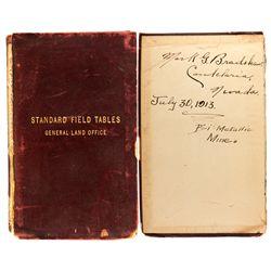 Bi-Mertallic Mine Book NV - Candelaria,Mineral County - 1913 - 2012aug - General Americana