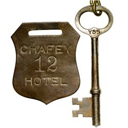 Chafey Hotel Key NV - Chafey,2012aug - General Americana