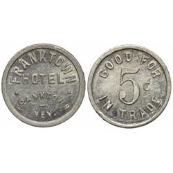 Franktown Hotel Token NV - Franktown,Washoe County - 2012aug - General Americana