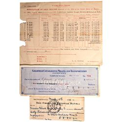 Goldfield Consolidated Mine Documents NV - Goldfield,Esmeralda County - 1914 - 2012aug - General Ame