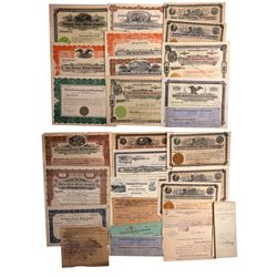 Goldfield Stocks and More NV - Goldfield,Esmeralda County - 1907 - 2012aug - General Americana