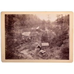Golden King Mine Photo NV - Nye County, - May 1894 - 2012aug - General Americana