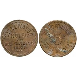 Stillwater Hotel Token NV - Stillwater,Churchill County - 2012aug - General Americana