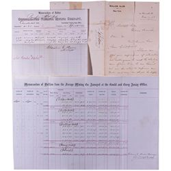 Consolidated Virginia Mining Company Documents NV - Storey County, - 1876-1978 - 2012aug - General A