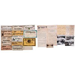 Tuscarora Mining District Collection NV - Tuscarora,Elko County - 1877-1920 - 2012aug - General Amer