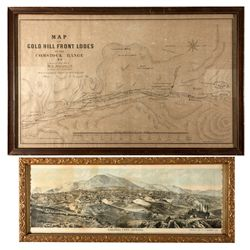 Comstock Art Duo NV - Virginia City,Storey County - c1880 - 2012aug - General Americana