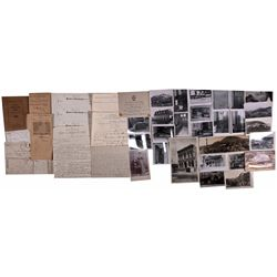 Comstock Photos & Correspondence NV - Virginia City,Storey County - 2012aug - General Americana