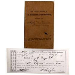 Hale and Norcross Bankbook and Assessment NV - Virginia City,Storey County - 2012aug - General Ameri
