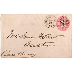 James F. Reed Envelope NV - Virginia City,Storey County - 2012aug - General Americana