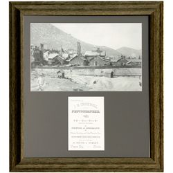 Ophir Mine Photo NV - Virginia City,Storey County -  - 2012aug - General Americana