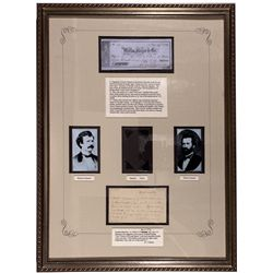 Samuel Clemens Documents NV - Virginia City,Storey County - 1900 - 2012aug - General Americana