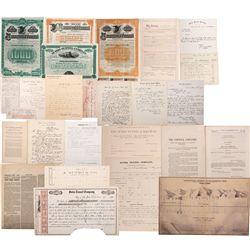 Sutro Collection NV - Virginia City,Storey County - 1868 - 2012aug - General Americana