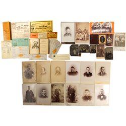 Virginia City Archive NV - Virginia City,Storey County - 2012aug - General Americana